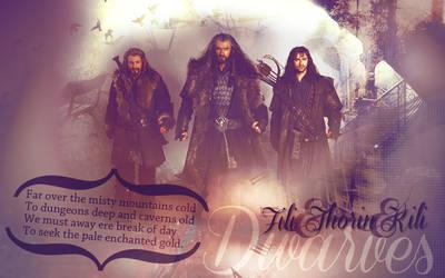 Fili Thorin Kili