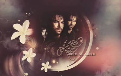 Kili - Heir of Durin - Coloring 2
