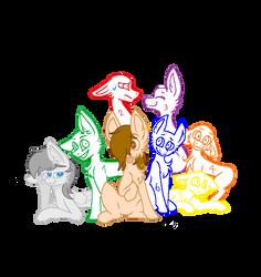 Friends reunion (Colab CLOSED)
