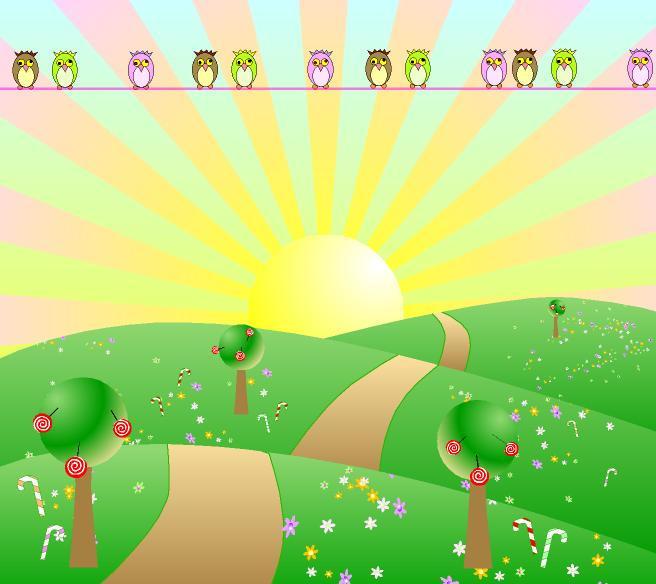 Fiestas Infantiles De Candy Land