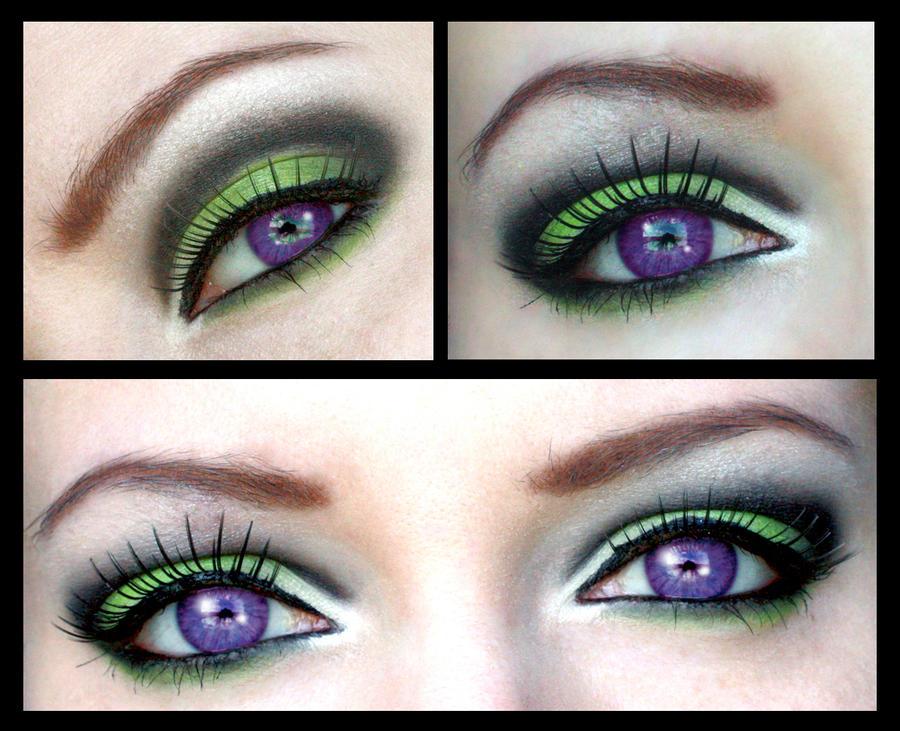Black and green by aurelia87