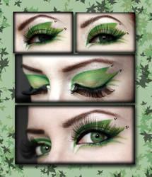Poison Ivy by aurelia87