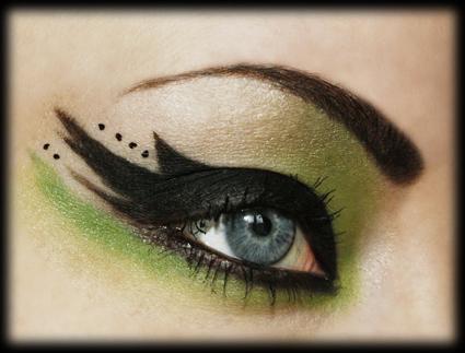 Adora Batbrat inspired makeup by aurelia87