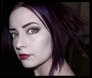 Alice Cullen makeup by aurelia87