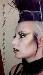 Gold freak by aurelia87