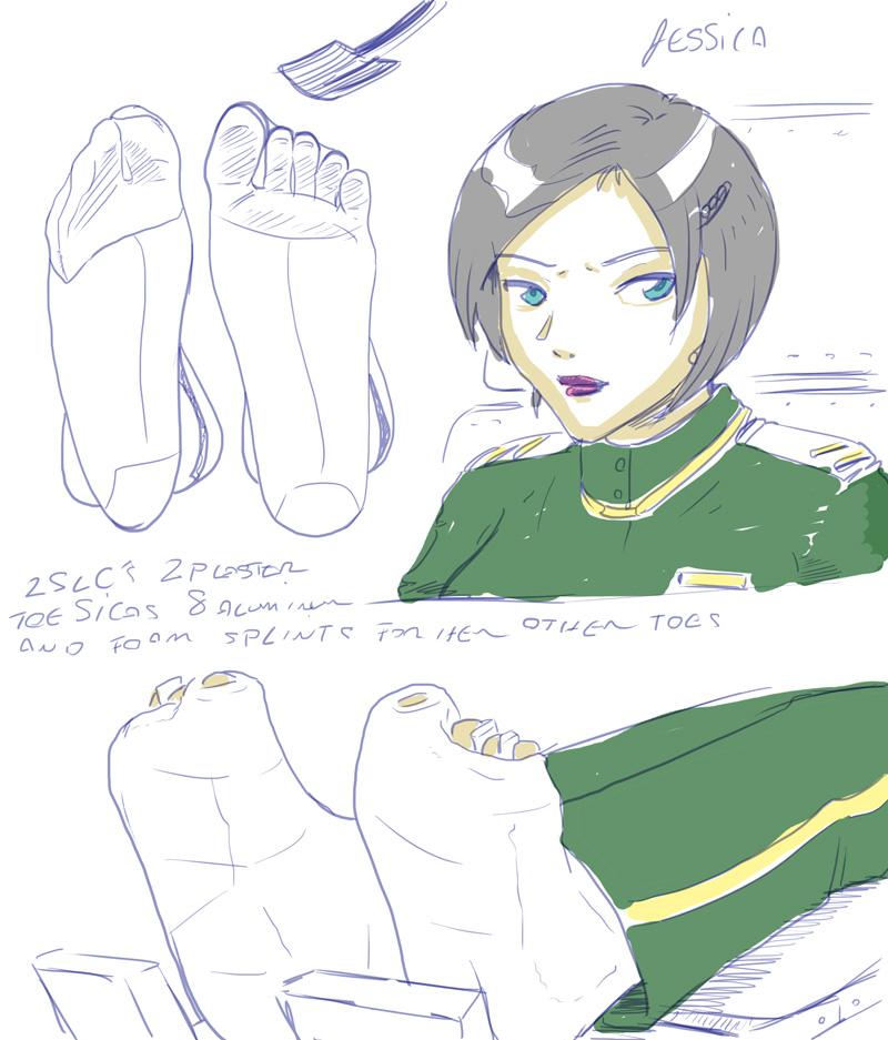 Sketch Jessica by sl44n3sh-CFA