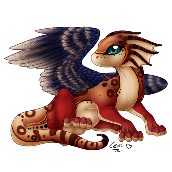 Dragon Baby 1 By Cessea On DeviantArt