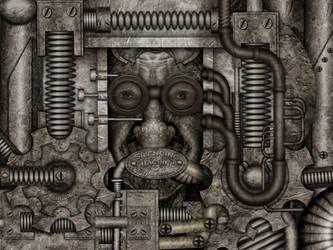 Silencing machine by ipawluk