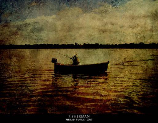 Fisherman GRUNGE