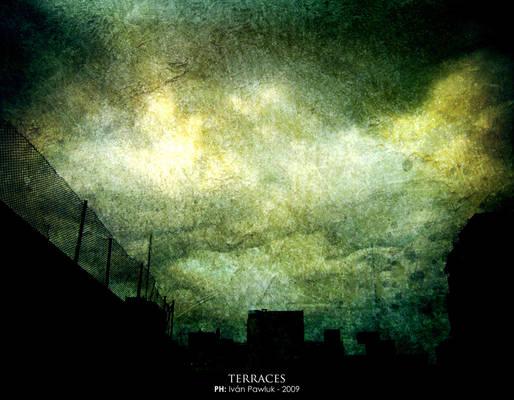 Terraces grunge