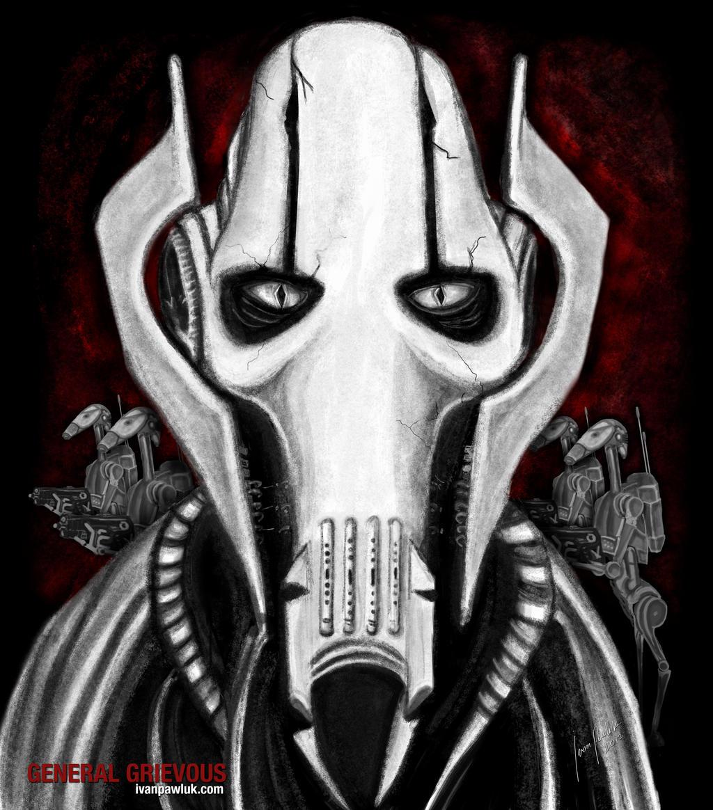 General Grievous Wallpaper: Star Wars By Ipawluk On DeviantArt