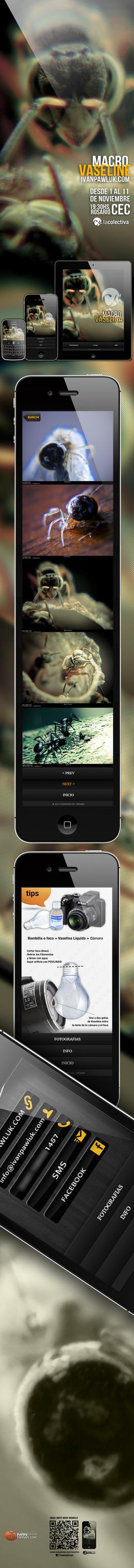 apps Vaseline Macro by ipawluk