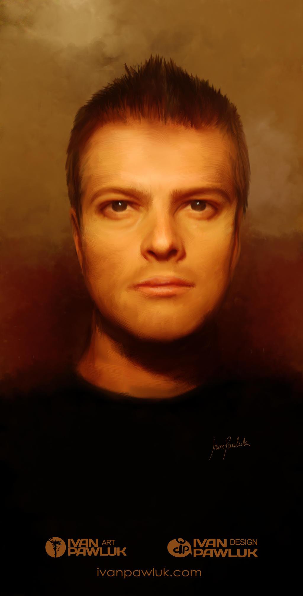 Ivan Pawluk digital art