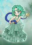 Chibi Princess Neptune