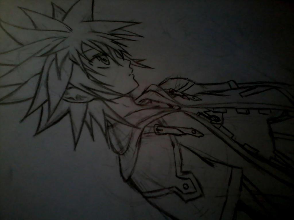 Kingdom Hearts - Sora by oCygni