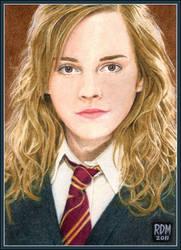 Hermione by rajafdama