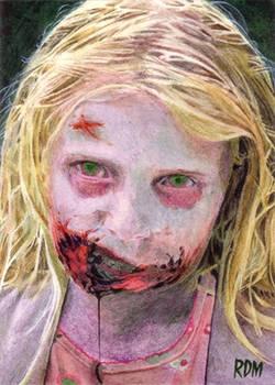 Little Girl Walker