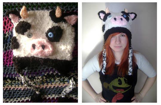 MoooOOoo - Crochet Cow