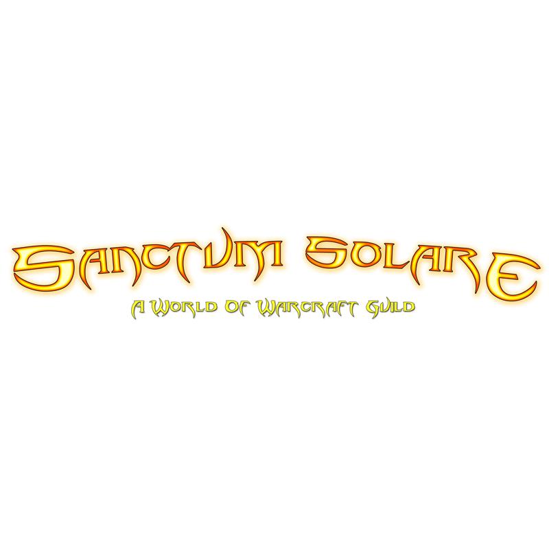 Sanctum Solare Logo by EspionageDB7