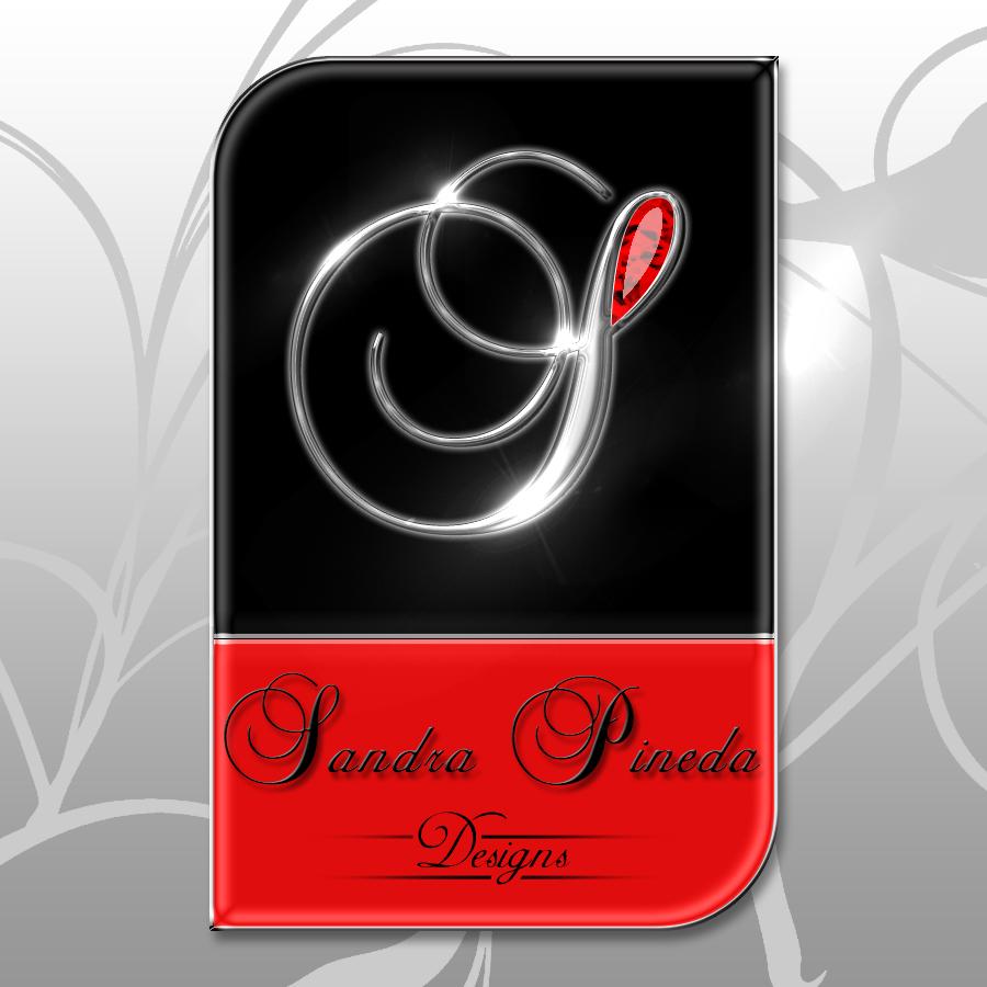 Sandra Pineda Designs Logo by EspionageDB7