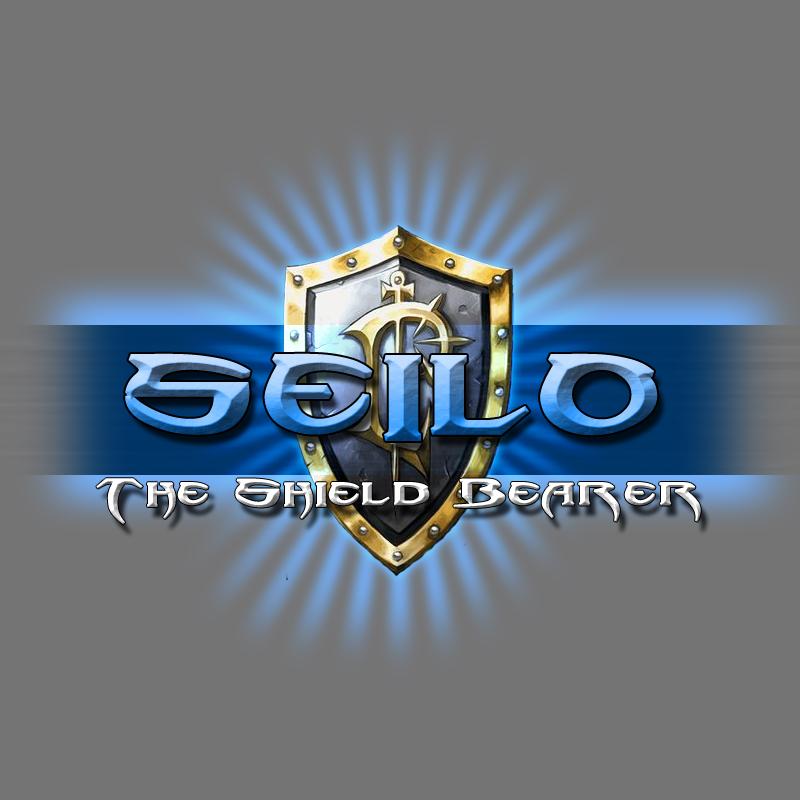 Seilo The Shield-Bearer Logo by EspionageDB7