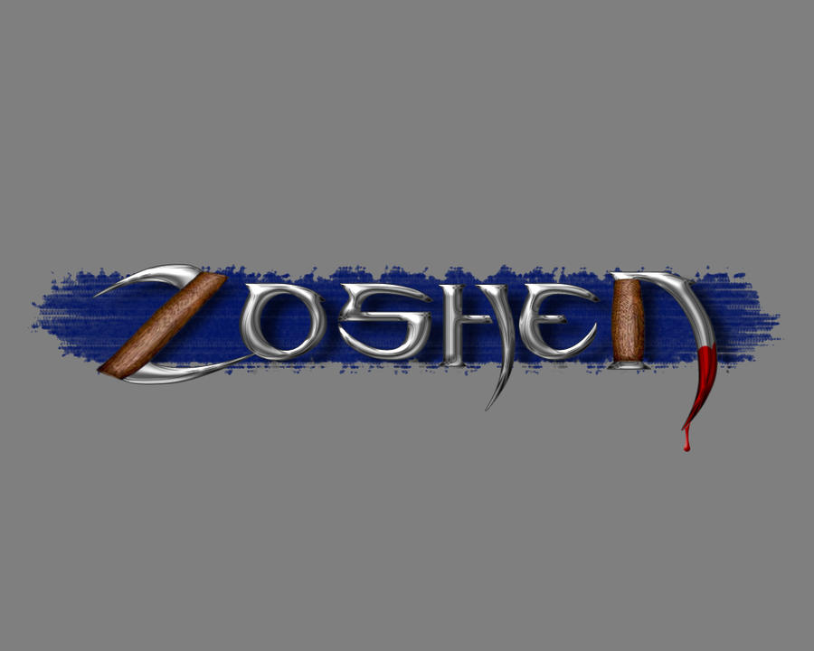 Zoshen Logo by EspionageDB7