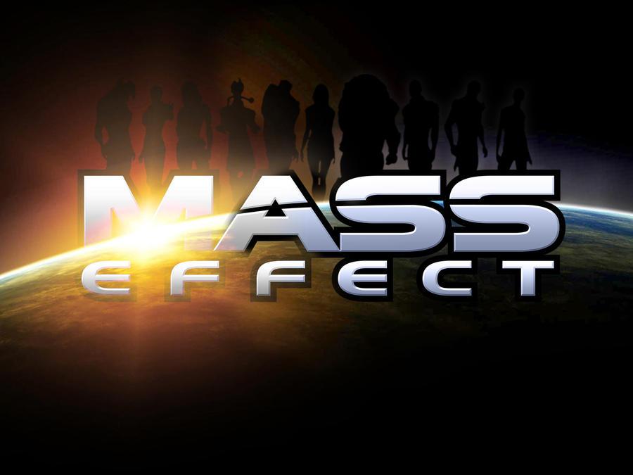Mass Effect Wallpaper by EspionageDB7
