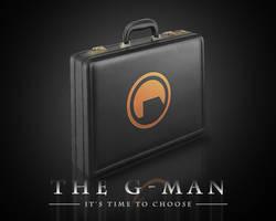 G-Man Wallpaper by EspionageDB7