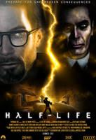 Half-Life Movie Poster by EspionageDB7