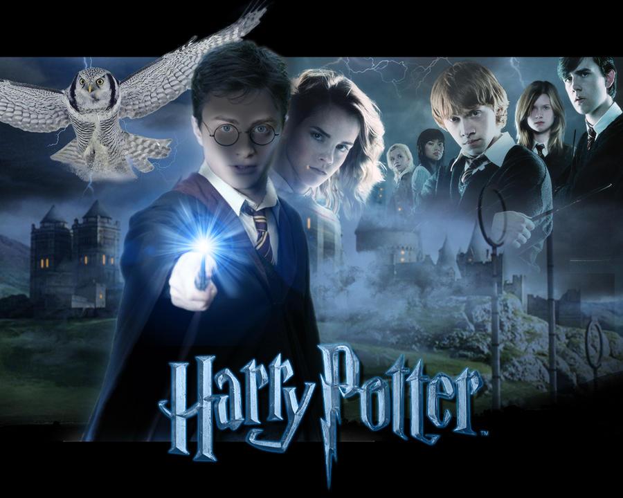 Quick Harry Potter Wallpaper by EspionageDB7 on DeviantArt