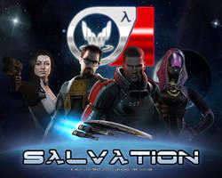 Salvation Wallpaper 2 by EspionageDB7