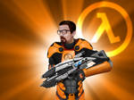 Gordon Freeman - Mark VI Scrap