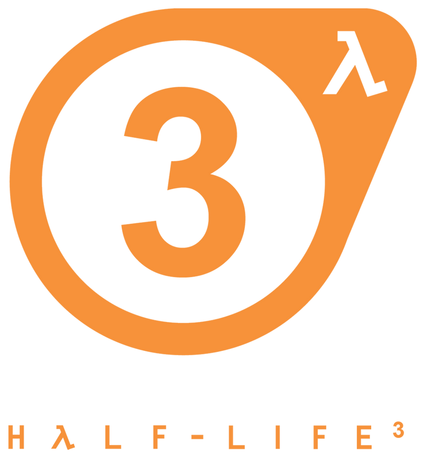 Half-Life 3 logo by EspionageDB7