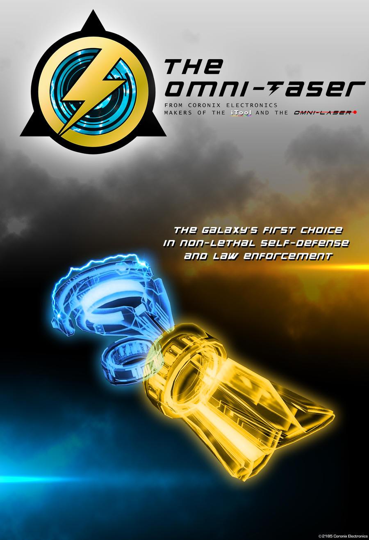 The Omni-Taser Advert by EspionageDB7