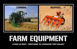 Farm Equipment Motivational by EspionageDB7