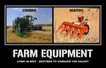 Farm Equipment Motivational