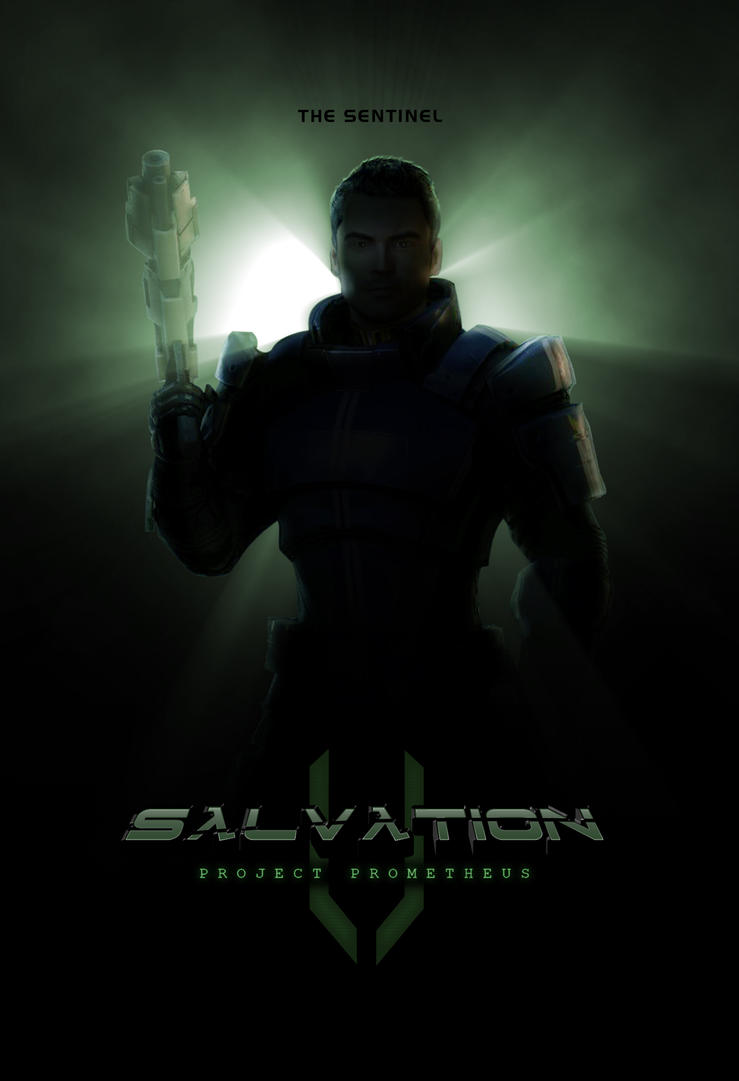 The Sentinel - Salvation II Teaser Series #2 by EspionageDB7