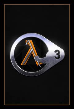 Half-Life 3 Teaser Poster