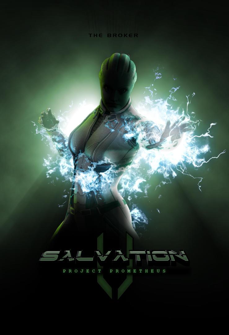 The Broker - Salvation II Teaser Series #3 by EspionageDB7