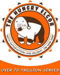 The Hungry Elcor Logo