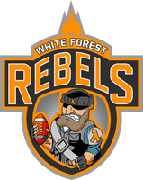 White Forest Rebels Team Logo by EspionageDB7