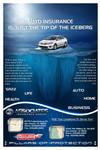 Associates Insurance Advert Poster