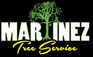 Martinez Tree Service Logo by EspionageDB7