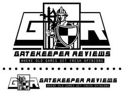 Gatekeeper Reviews Logo by EspionageDB7