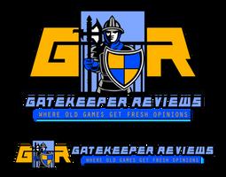 Gatekeeper Reviews Logo - Color Version by EspionageDB7