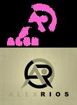 Alex Rios Personal Logo