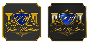Julie Martinez Personal Logo - Vector and Full