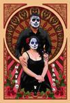 Muertos Nouveau - Mateo Y Blanca