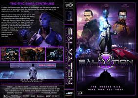 Salvation: LOTSB - DVD full cover by EspionageDB7