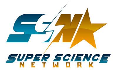 Super Science Network Logo Verson 2.0 by EspionageDB7